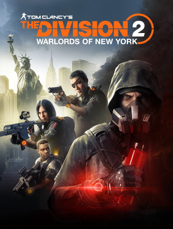 Tom Clancy's The Division 2 Warlords of New York Standard Edition PC Game