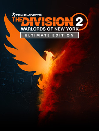 Tom Clancy's The Division 2 Warlords of New York Ultimate Edition PC Game