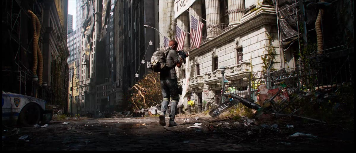 The Division 2 Warlords of New York Image