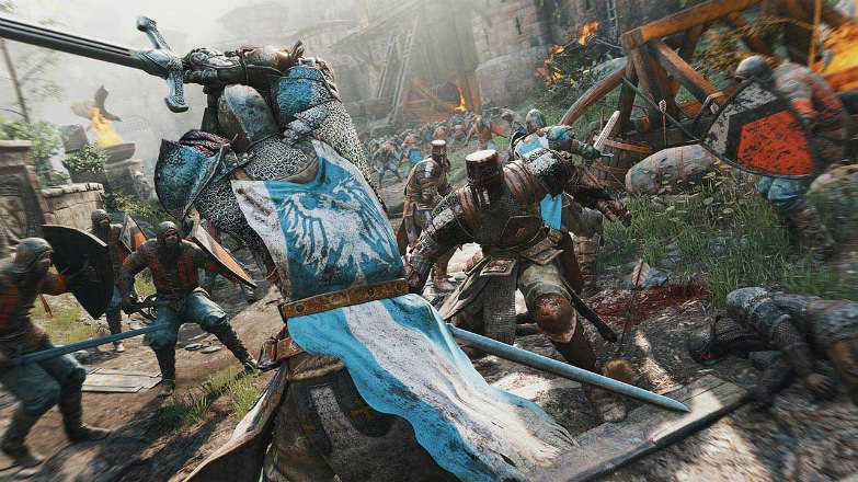 For Honor Large