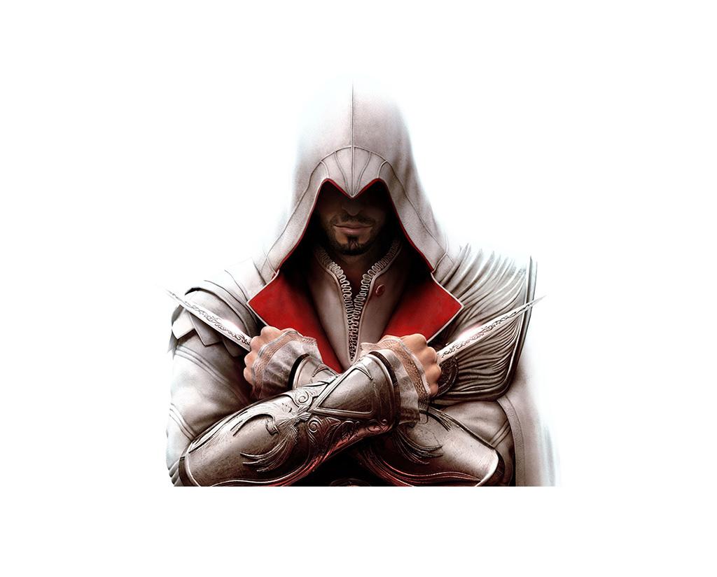 assassin s creed ezio brotherhood hoodie ubi workshop