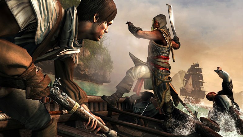 Assassins creed iv black flag freedom cry dlc assassins creed iv black flag freedom cry large voltagebd Image collections