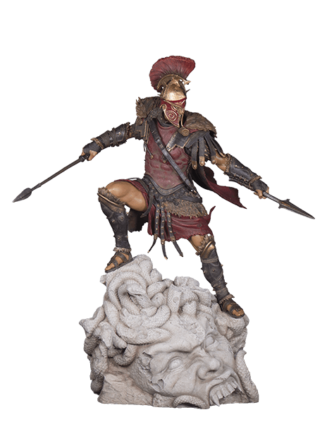 Assassin?s Creed Odyssey - The Alexios Legendary Figurine