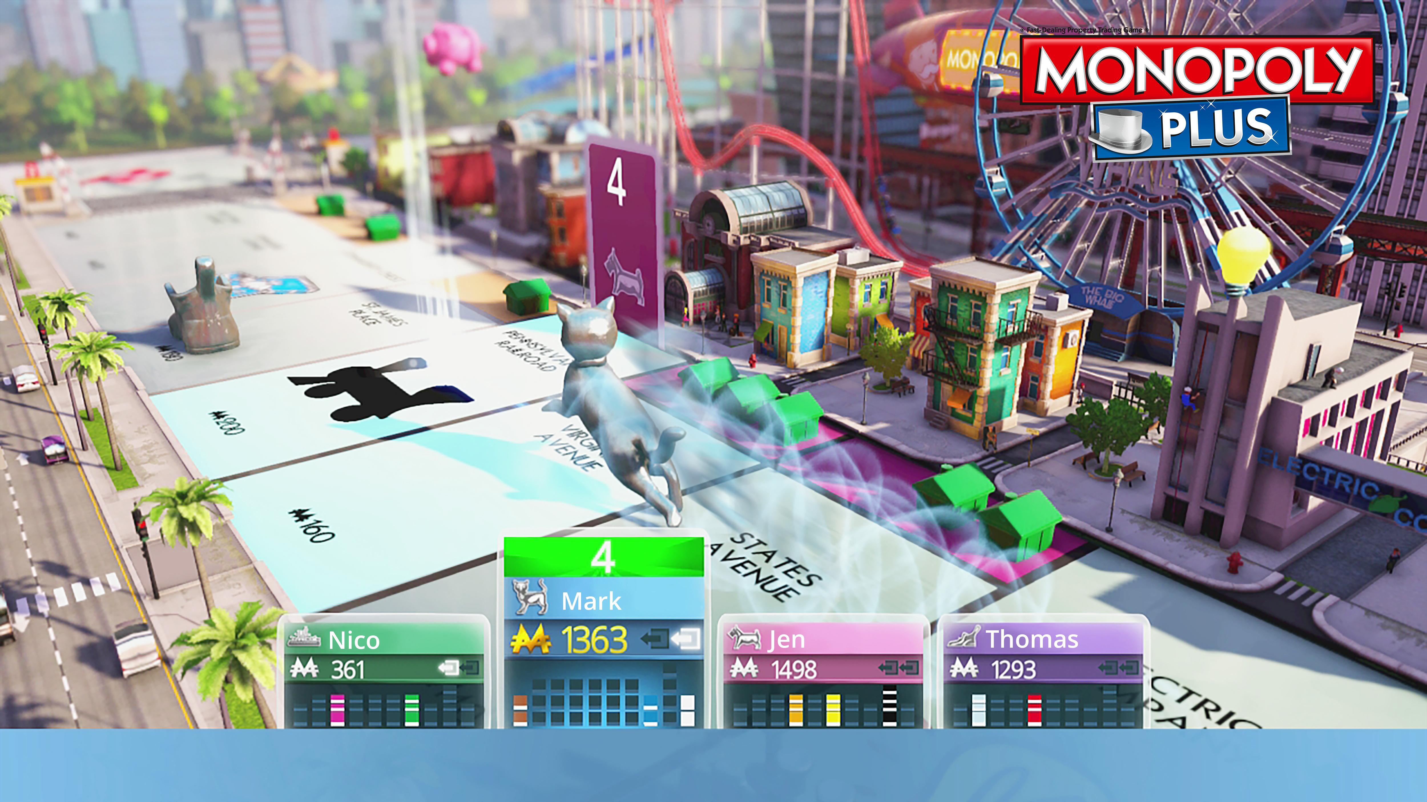 large monopoly plus large