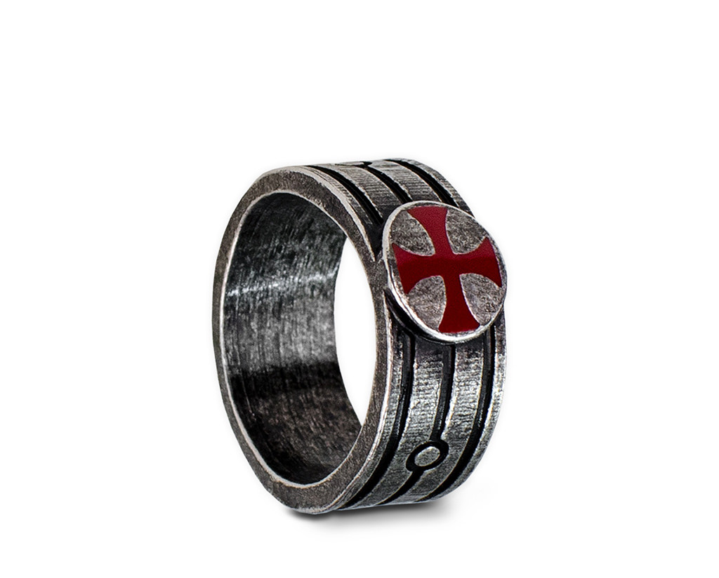 Assassin S Creed Templar Ring Ubi Workshop