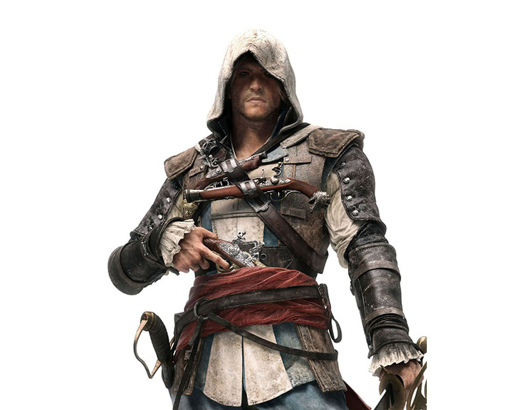 Assassin S Creed Edward Kenway Vest Jacket Ubi Workshop