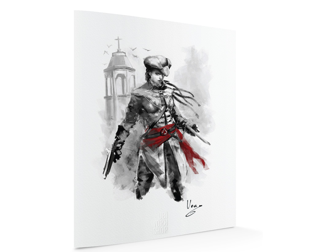 Assassin S Creed Red Lineage Collection Aveline Ubi Workshop