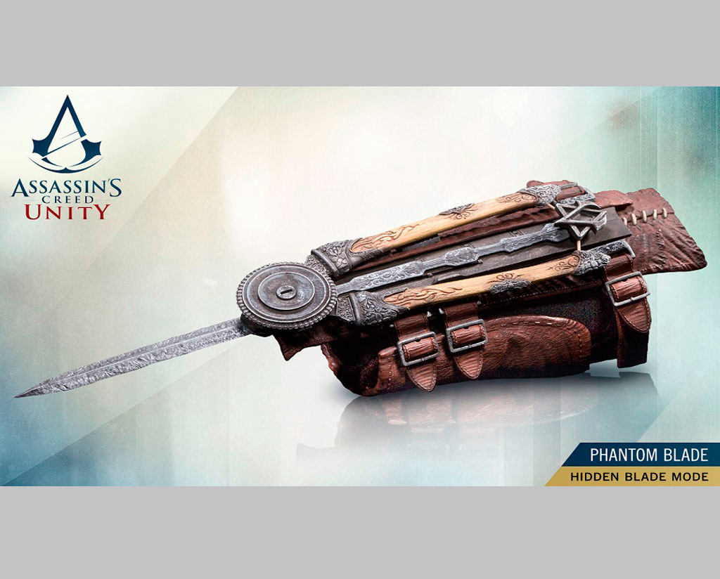 Assassin S Creed Unity Arno S Phantom Blade