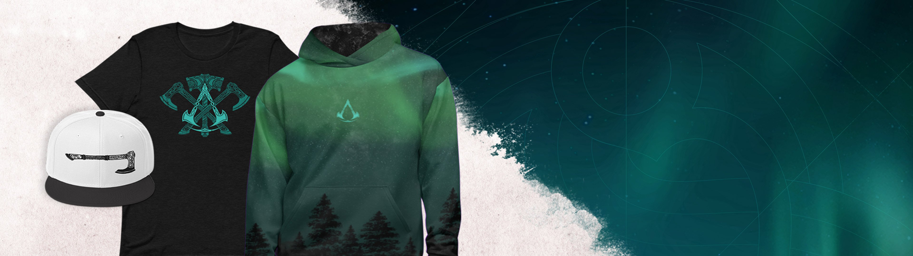 New Assassin's Creed Valhalla Collection