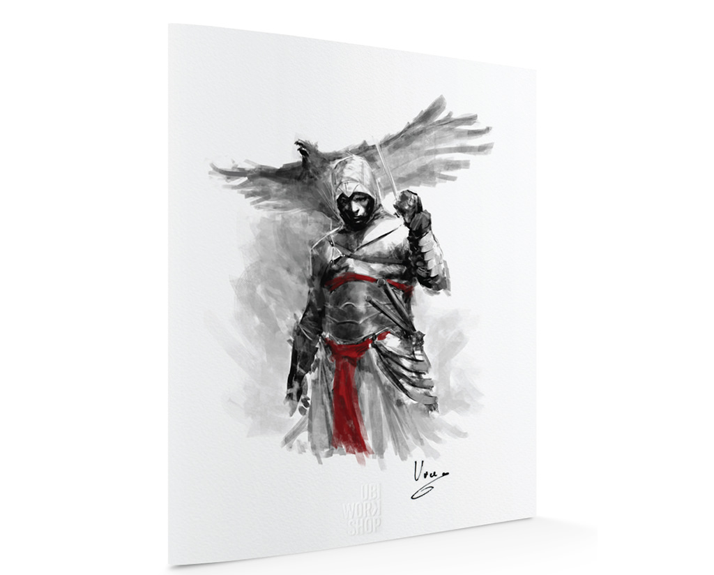 Assassin S Creed Red Lineage Collection Altair Ibn La Ahad