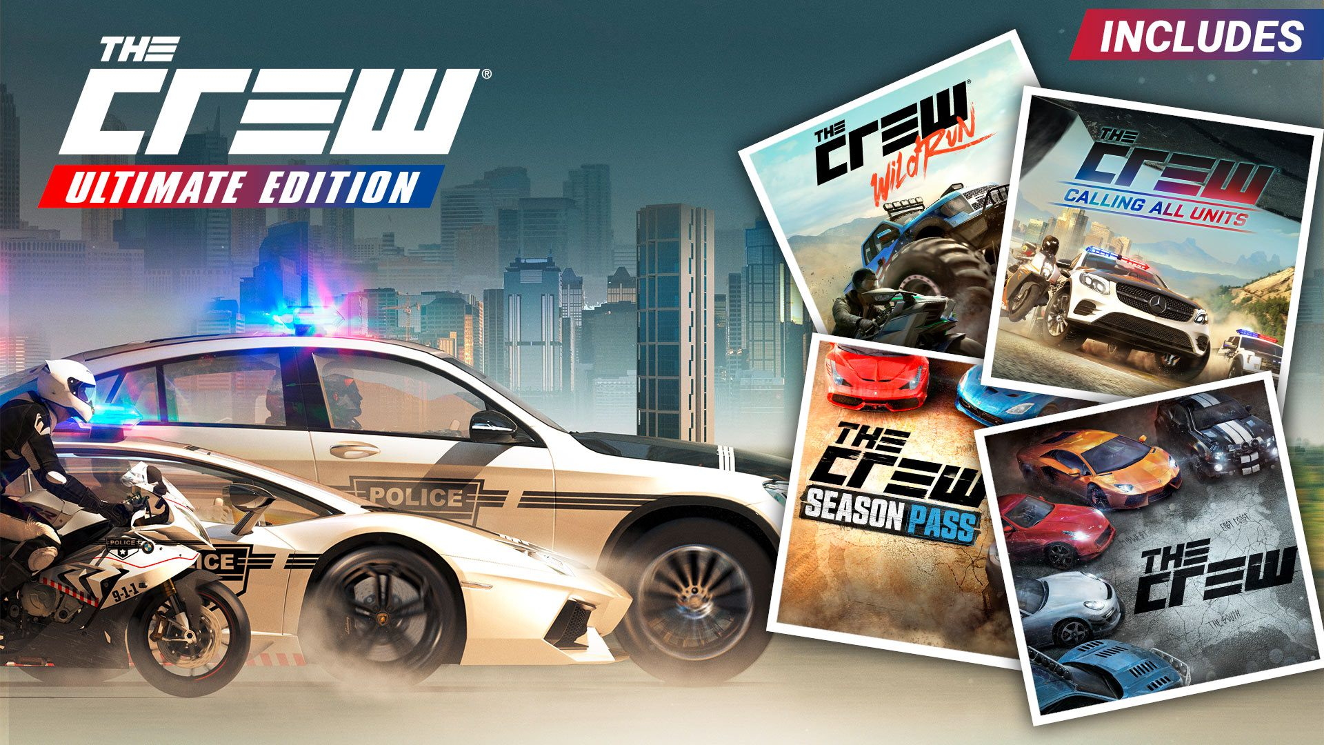 Image result for the crew ultimate edition