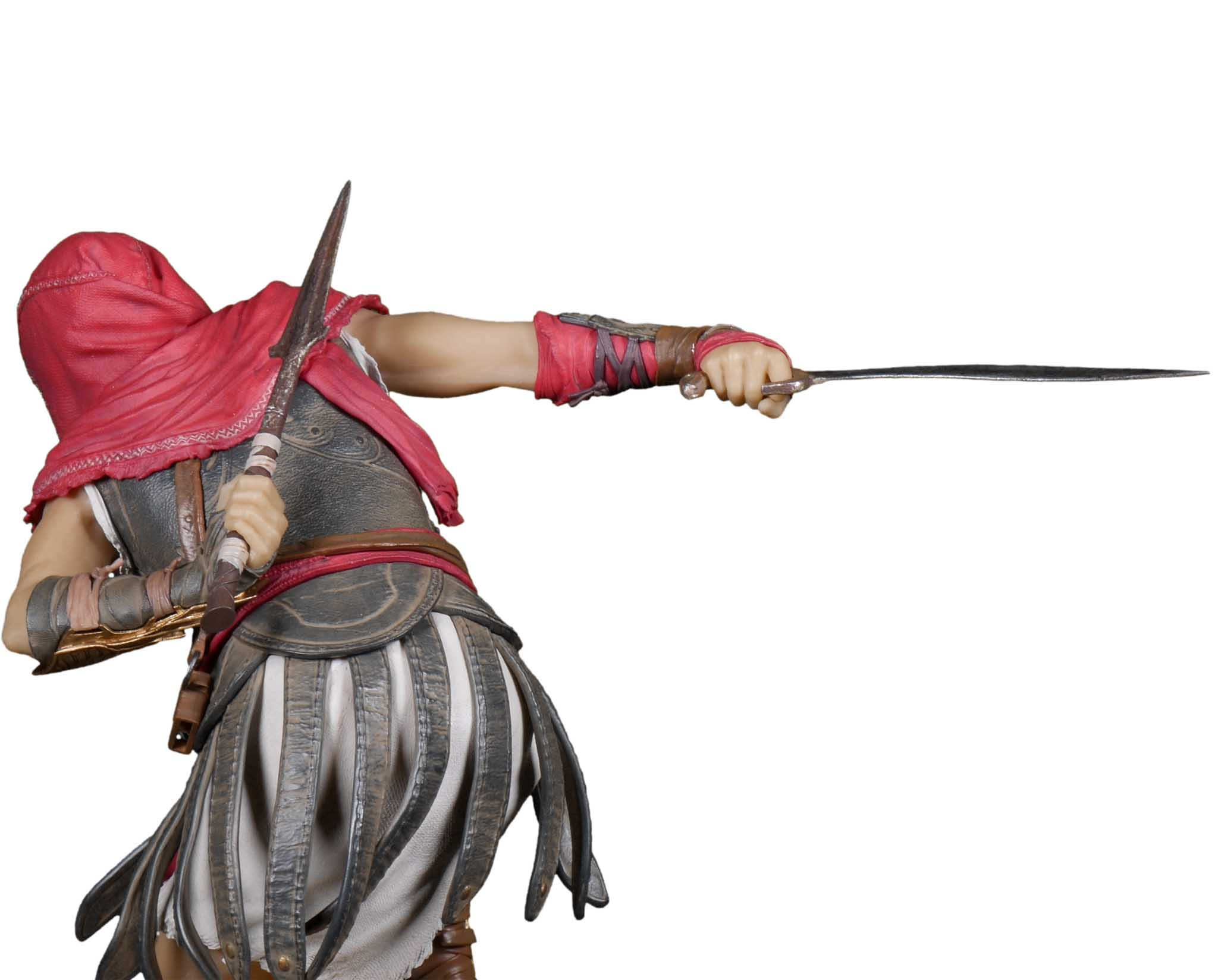 Assassin S Creed Odyssey Kassandra Figurine Ubisoft Store