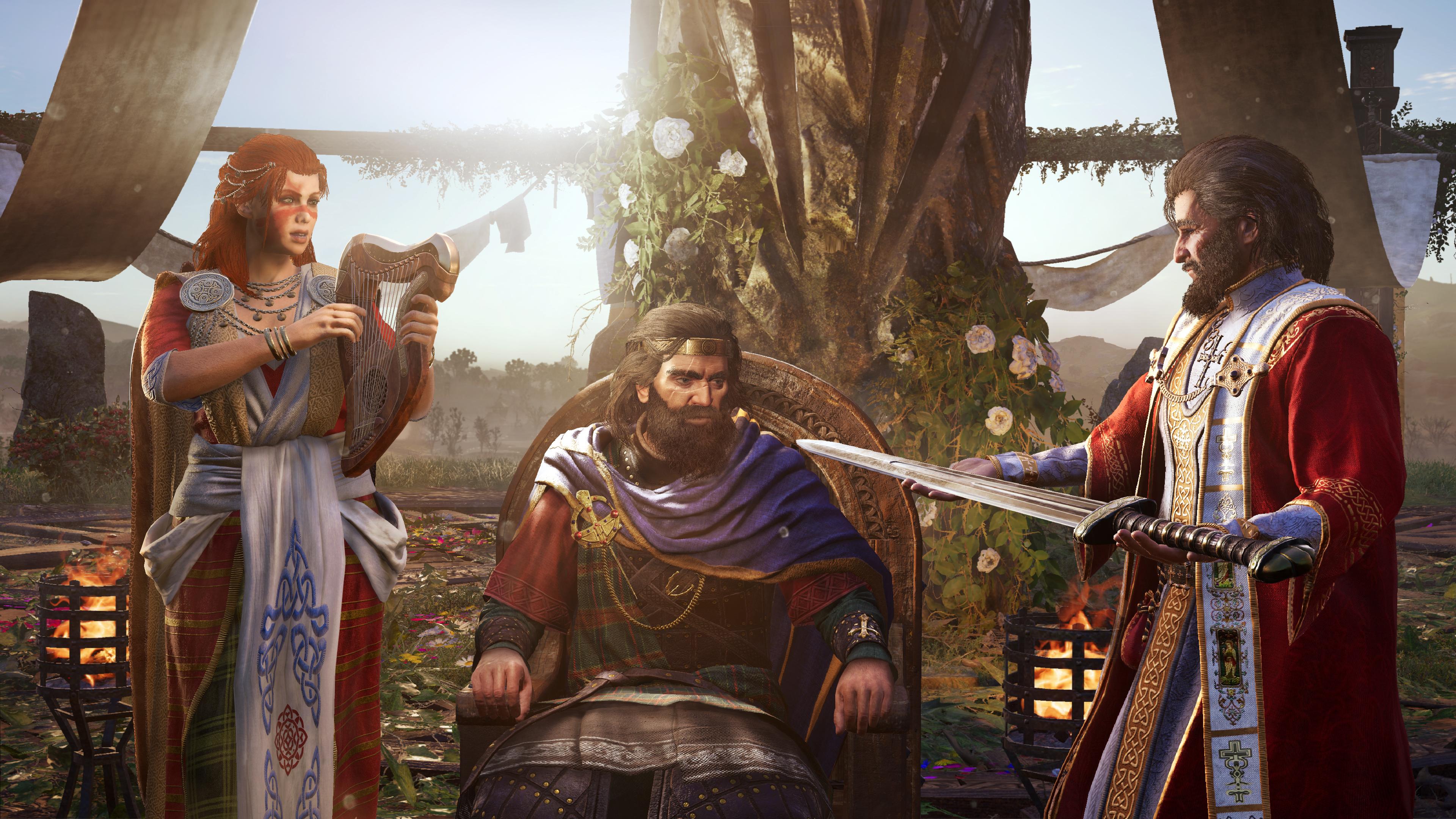 Assassin's Creed Valhalla La Ira de los Druidas