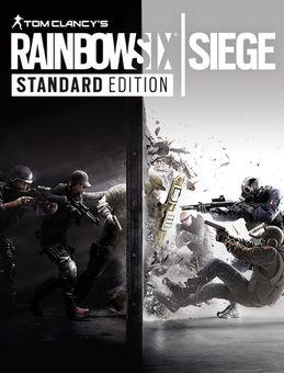 standard edition rainbow six siege pc