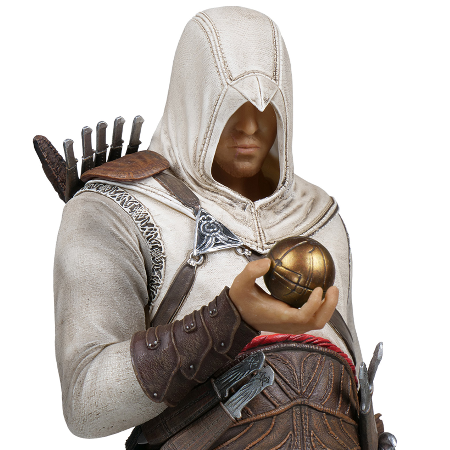 Assassins Creed Altair Fruto Del Eden Figura 24cm