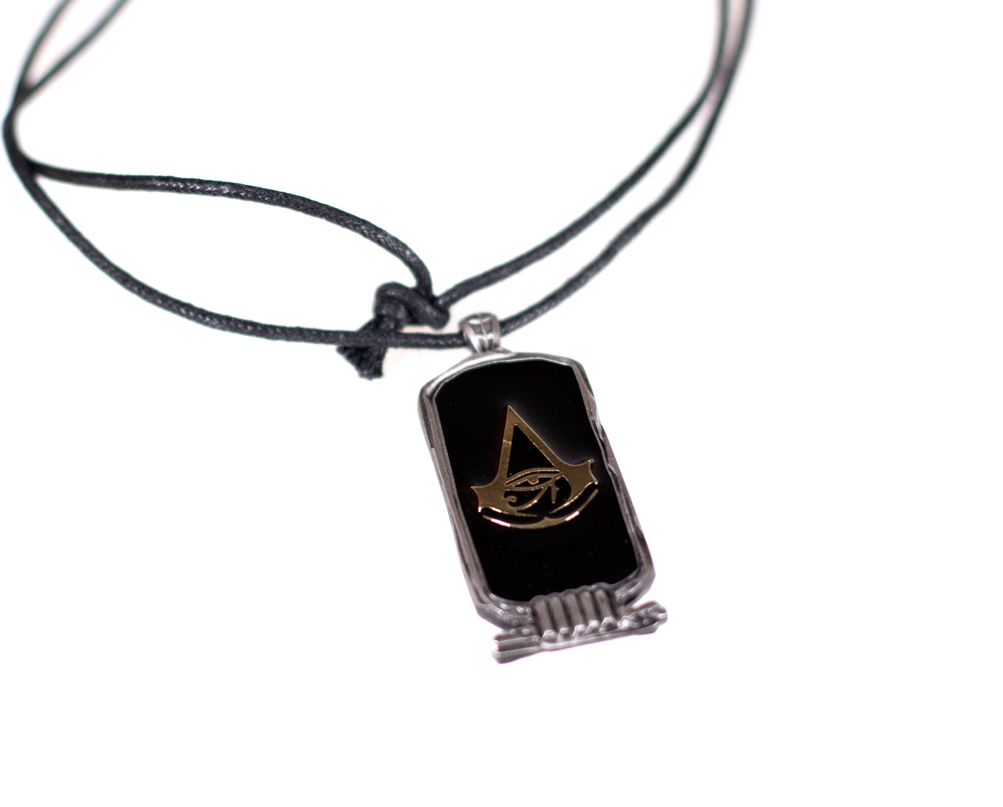 Assassin S Creed Origins Hieroglyph Amulet Official Merch By