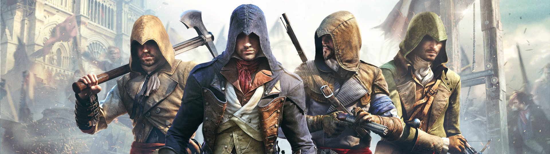 Buy Assassin S Creed Unity Pc Download