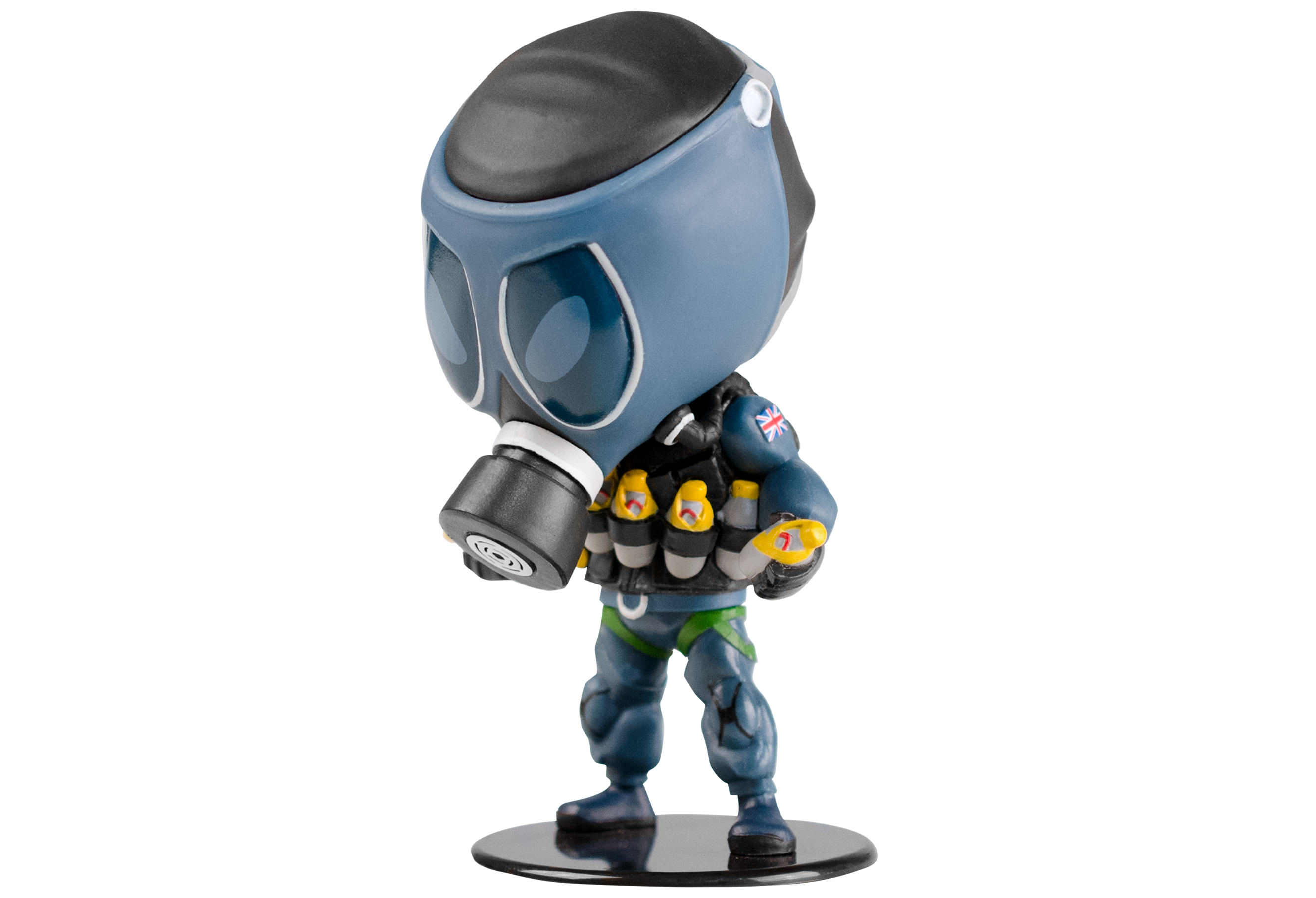 """Montagne Rainbow Six Siege Chibi Ubicollectibles Serie 1 4/"""" NEW Free Shipping"""
