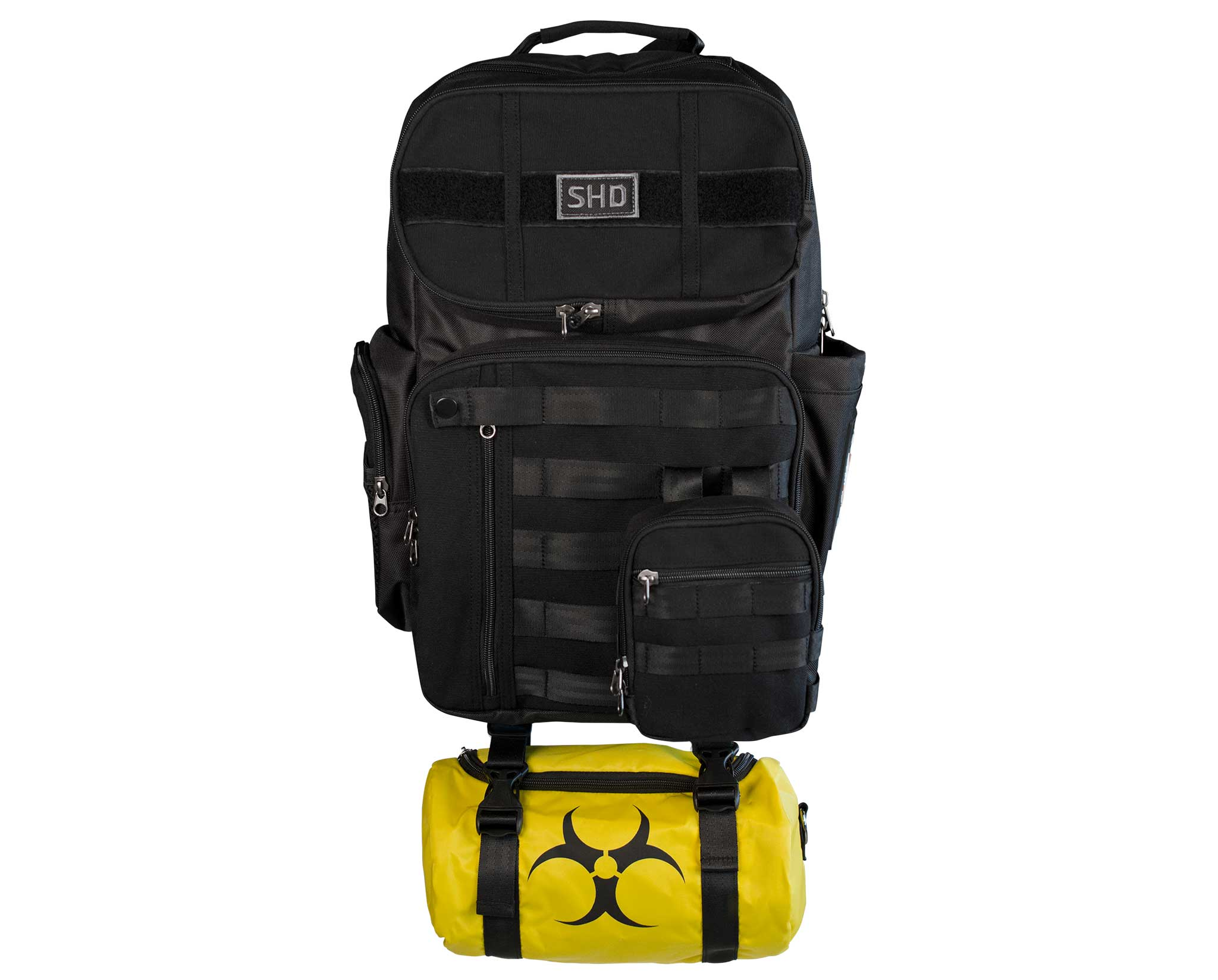6bf1dab5894 The Division – Dark Zone Backpack