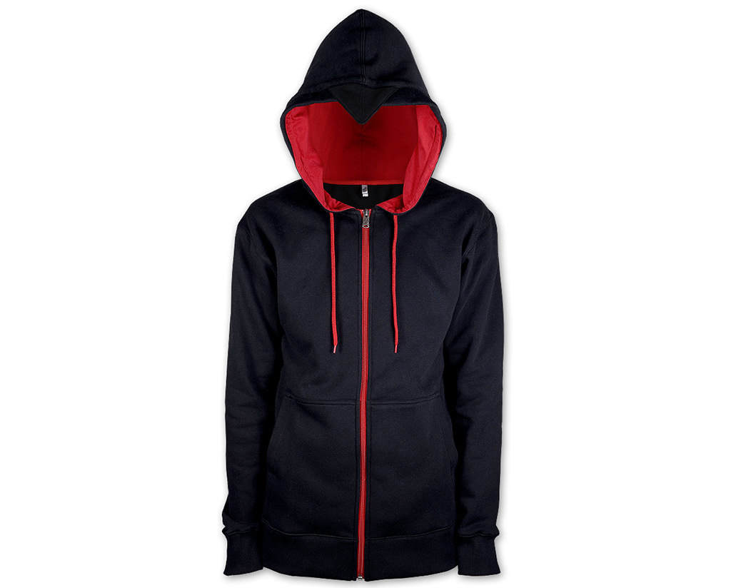 Beaked Hoodie Assassin Jacket Black Ubi Workshop