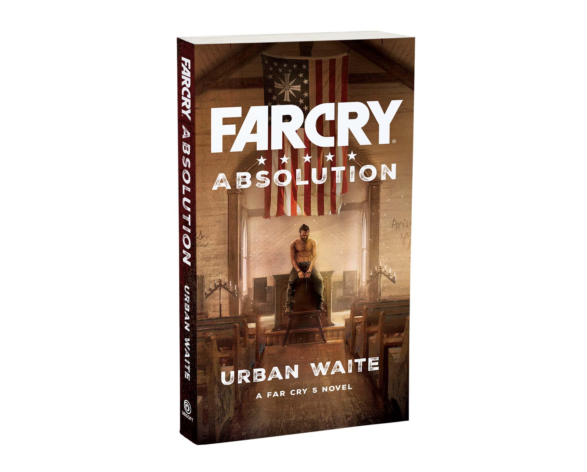 Far Cry 5 Absolution Book Ubi Workshop Official Ubisoft Store