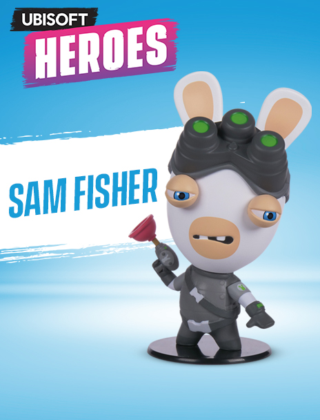 Rabbid Sam Fisher