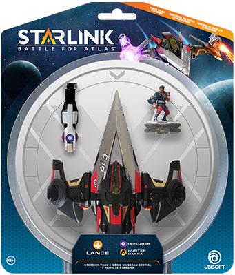 Lance Starship