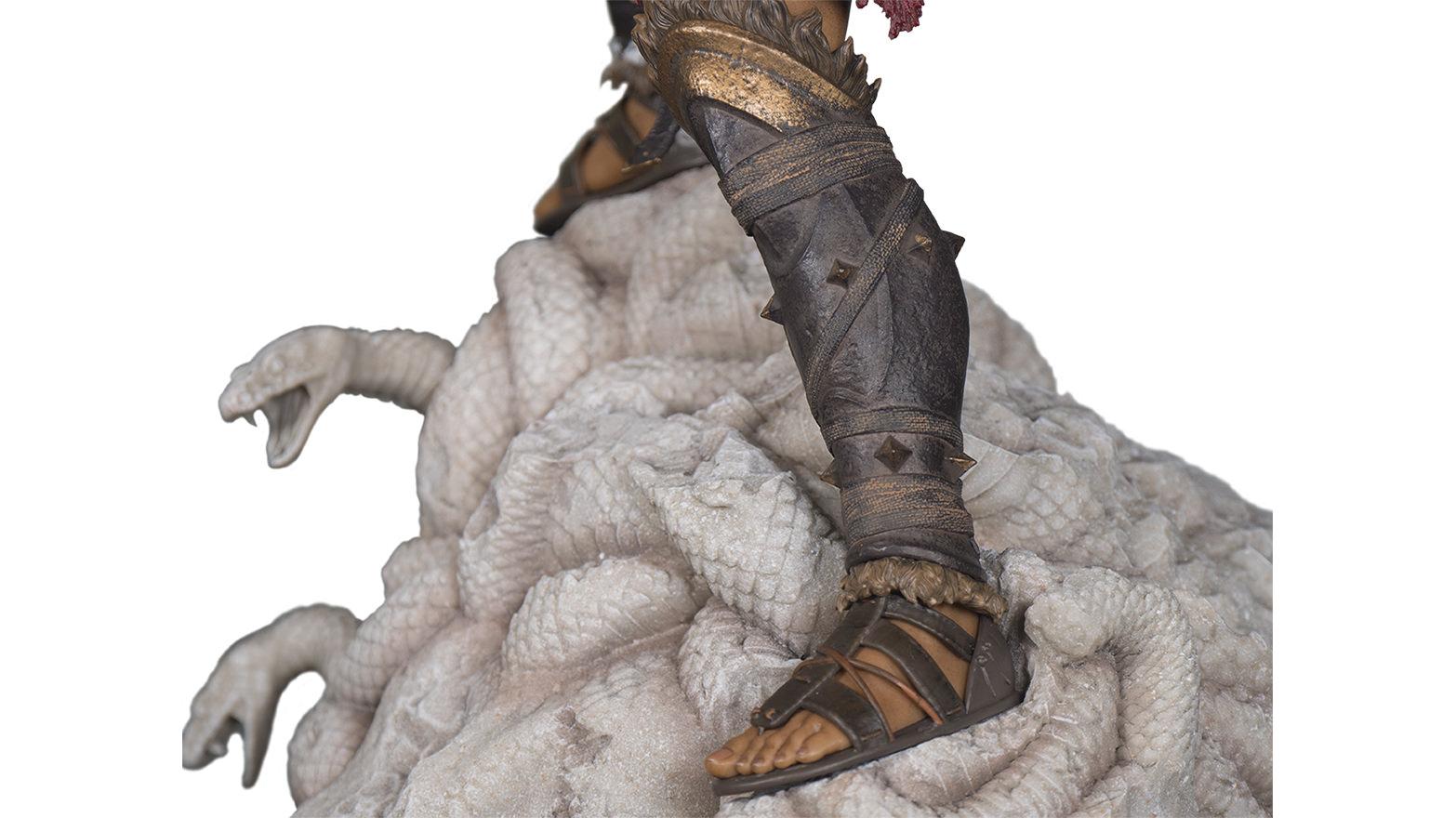 Assassin's Creed Odyssey   The Alexios Legendary Figurine ...