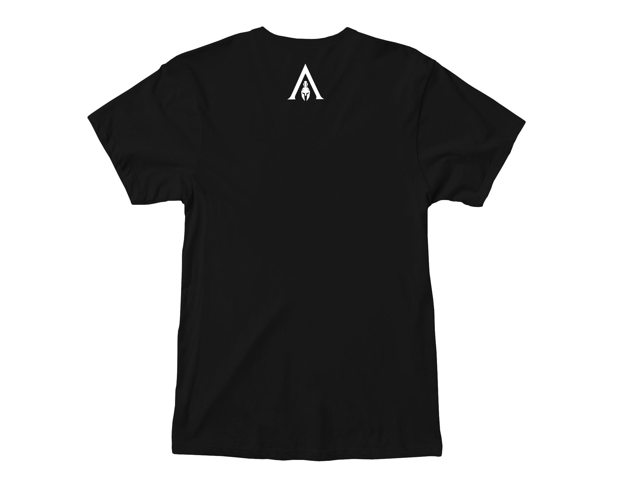 spartan maglietta  Assassin's Creed Odyssey   Spartan T-shirt   Ubisoft Store