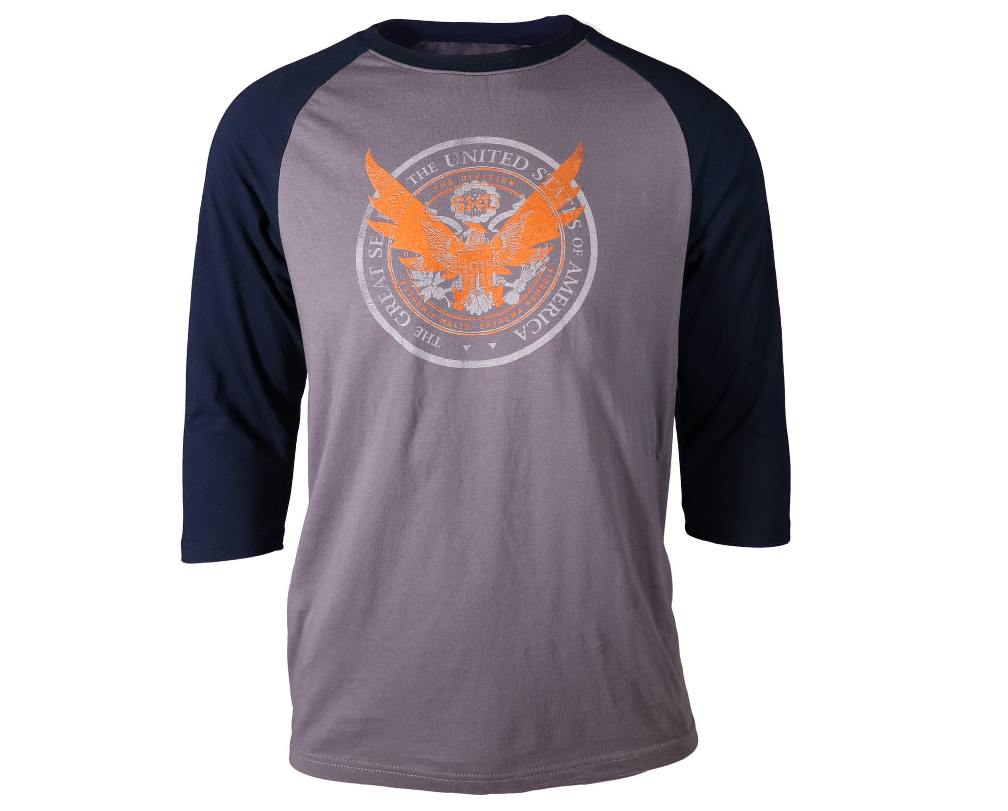 0e92c8b18055 Tom Clancy s The Division 2 - Agent Raglan T-shirt
