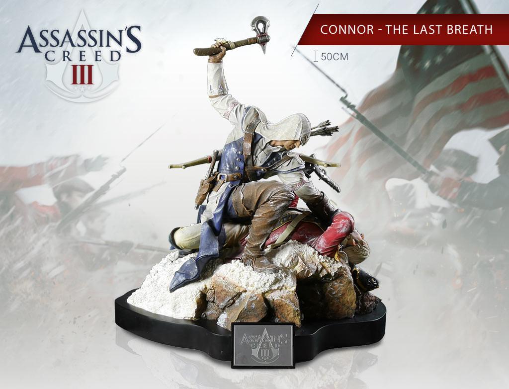 Assassin's Creed® III : Connor - The Last Breath Premium ...