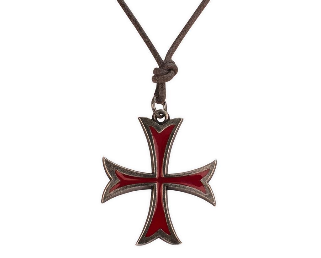 Assassins creed templar neckace assassins creed templar necklace large aloadofball Images