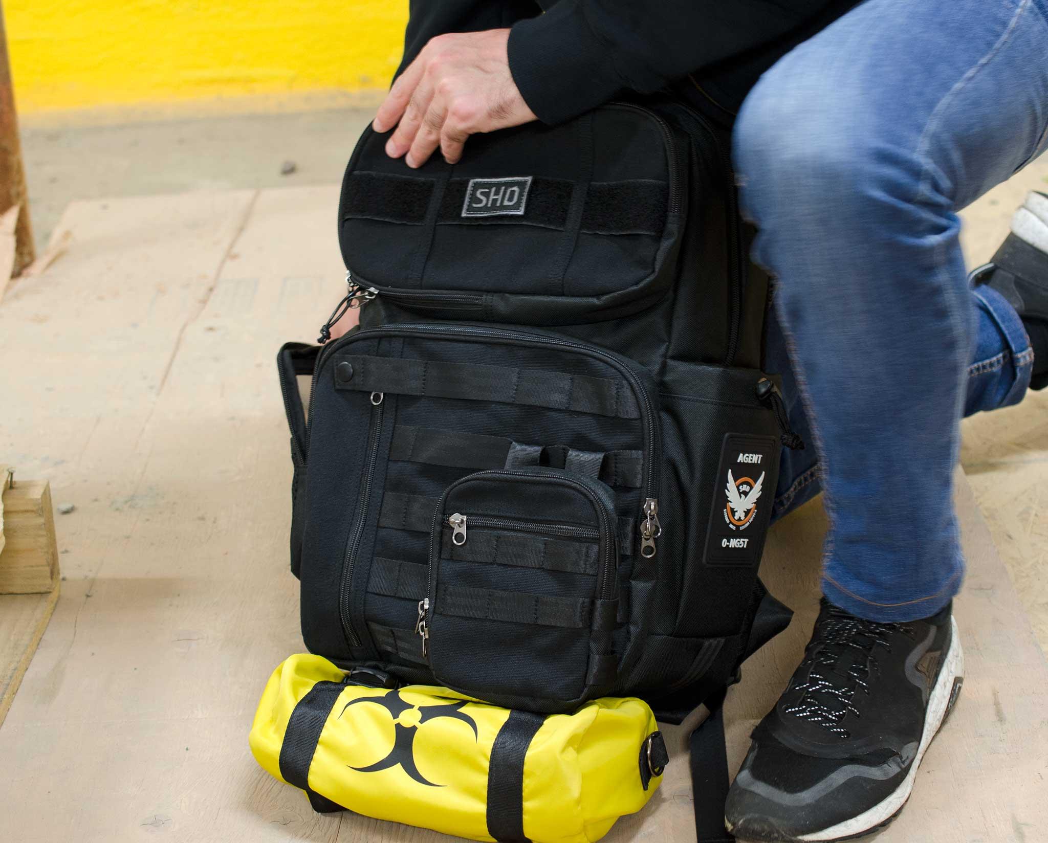 Как в far cry 2 открыть рюкзак рюкзак для девочки primary backpack puma