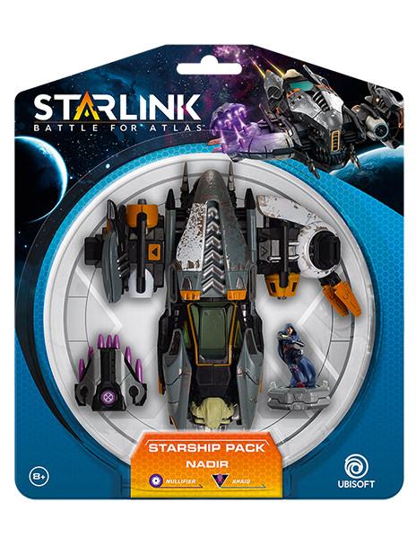 Nadir Starship