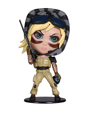 Six collection – Valkyrie Chibi Figurine