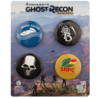 Ghost Recon Wildlands Pins