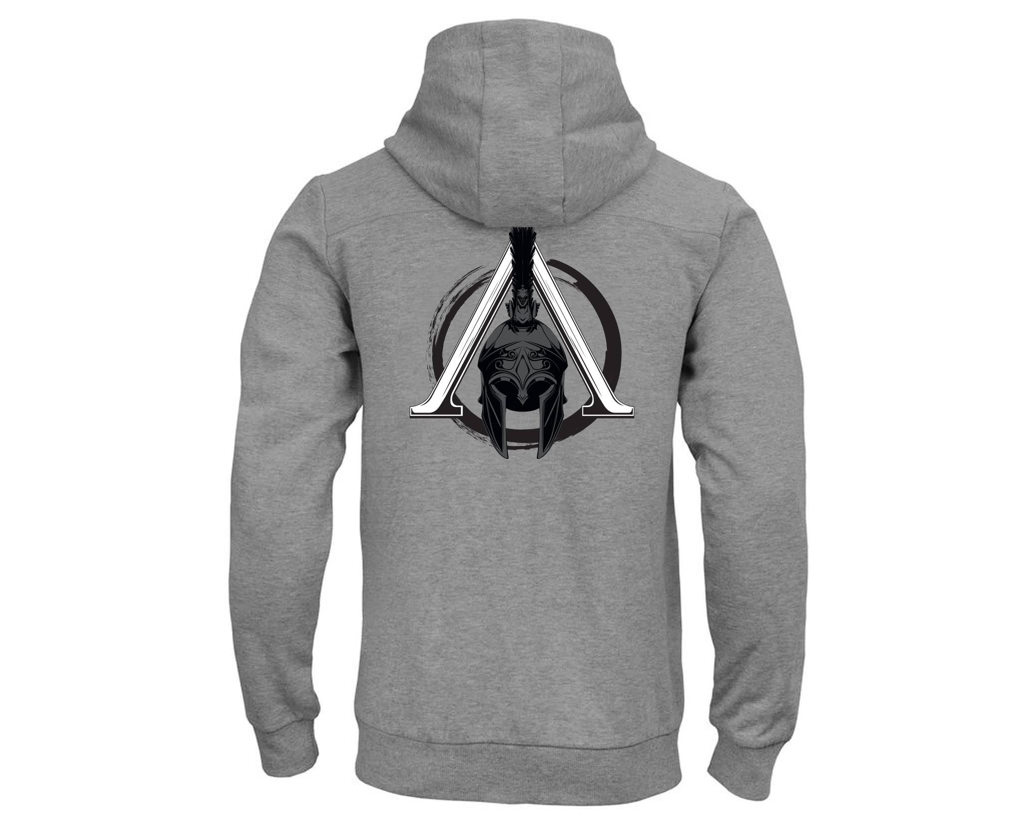 Spartan Ubisoft Creed Store Odyssey Assassin's Hoodie Qgyp5 IWDE29HY