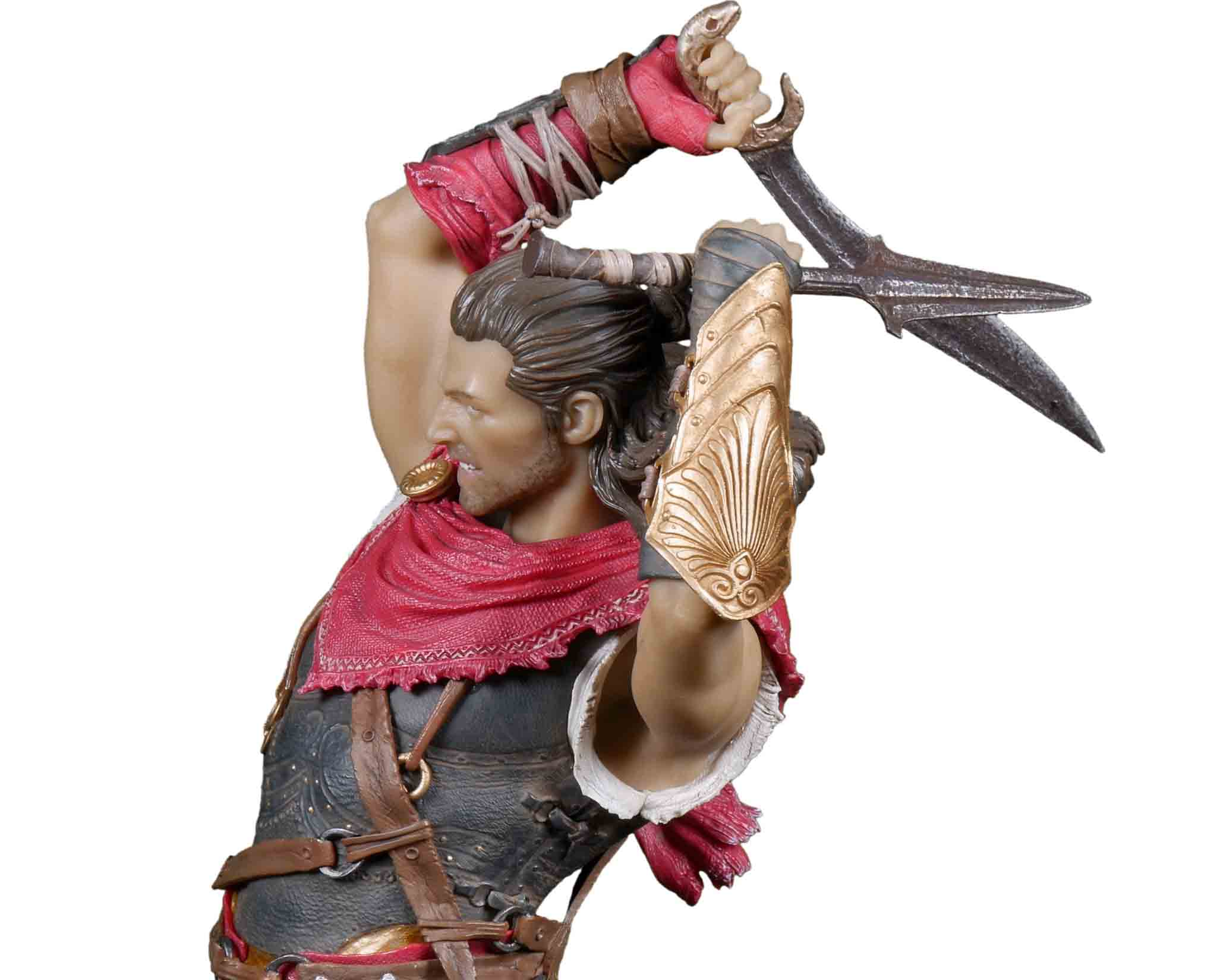 Assassin S Creed Odyssey Alexios Figurine Ubisoft Store
