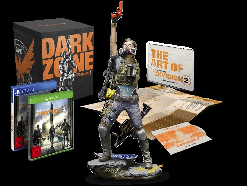 Dark Zone collector's Edition