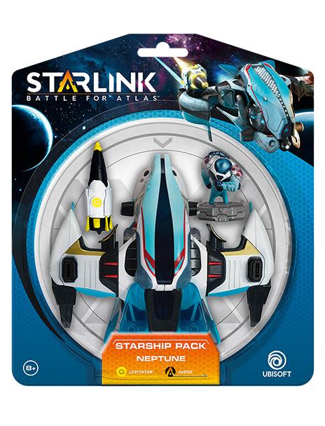 Neptune Starship