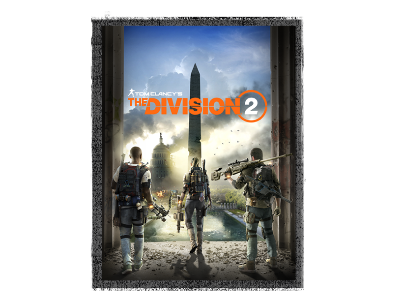 Tom Clancys The Division 2 Standard Edition Ubisoft