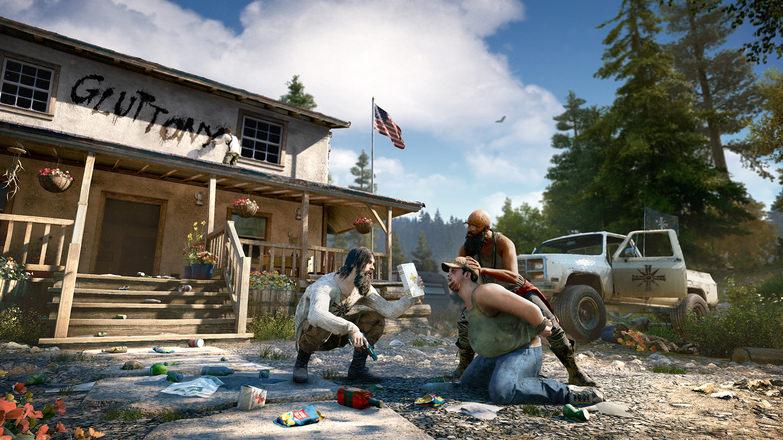 Far Cry 5 Torrent скачать - фото 5