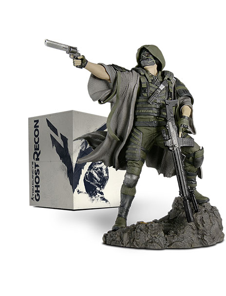 Tom Clancy's Ghost Recon Breakpoint Wolves Collector