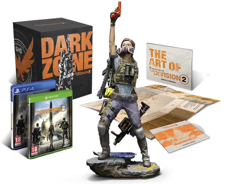 Tom Clancy's The Division 2™ - Dark Zone Collector's Edition
