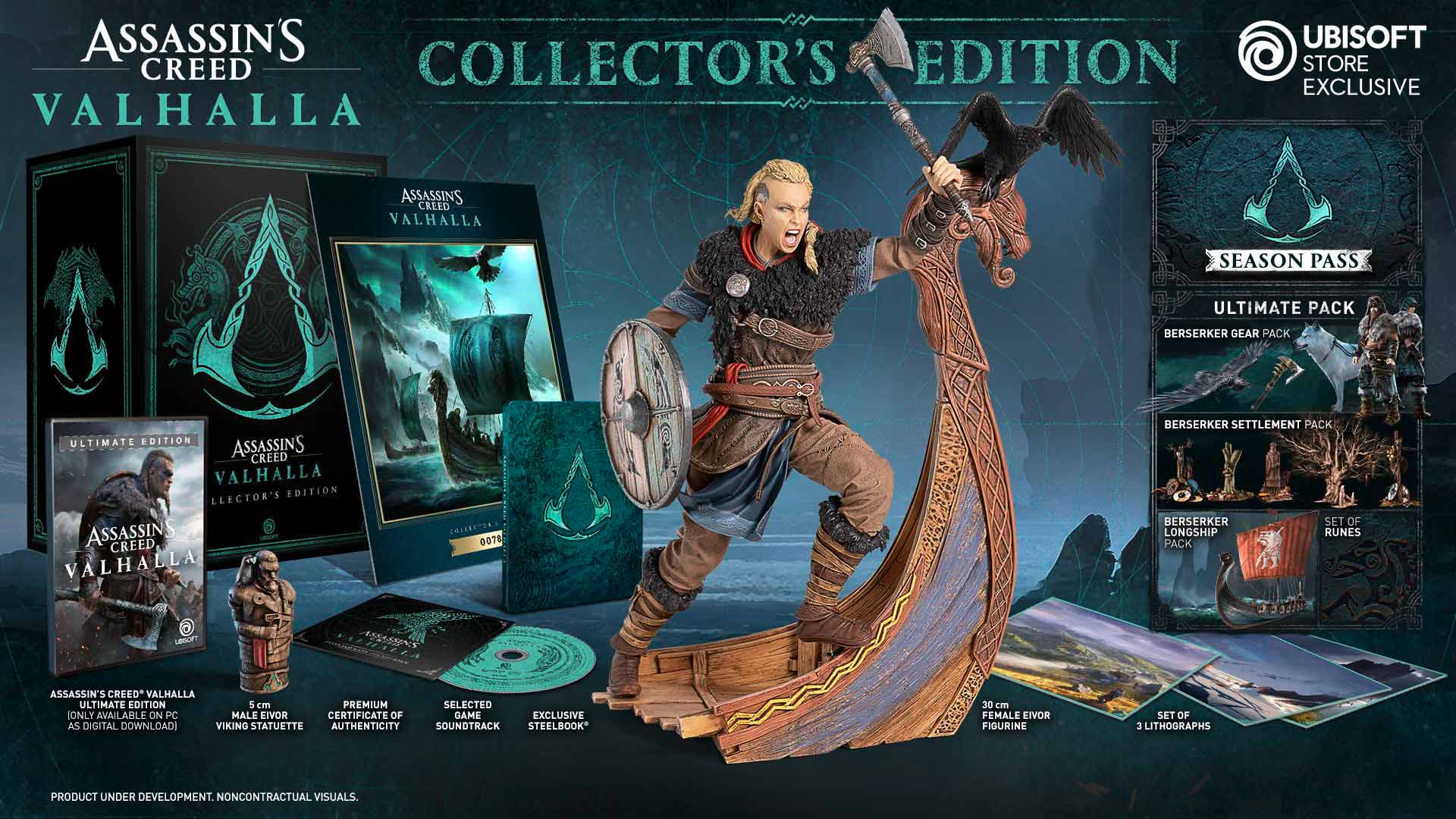 Assassin's Creed: Valhalla Collector Edition