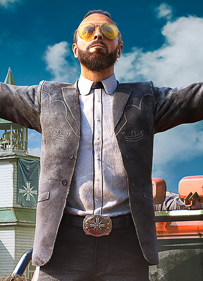 Far Cry 5 Gold Edition Anz Uplay Pc