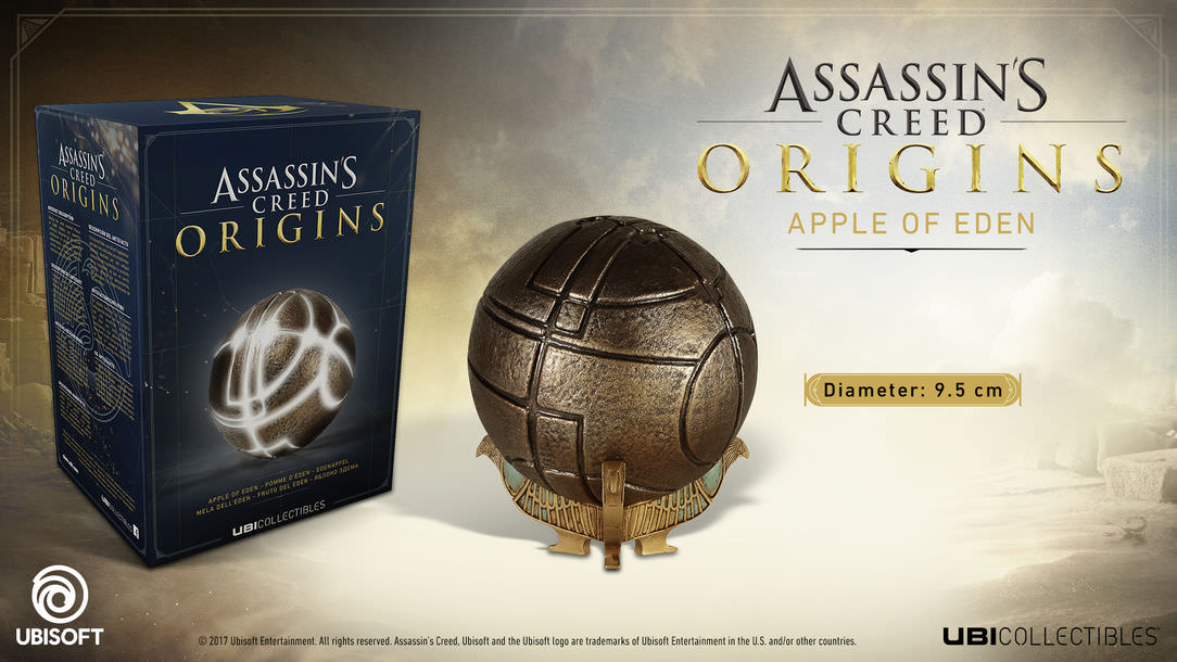 Assassin S Creed Origins Apple Of Eden European Ubisoft