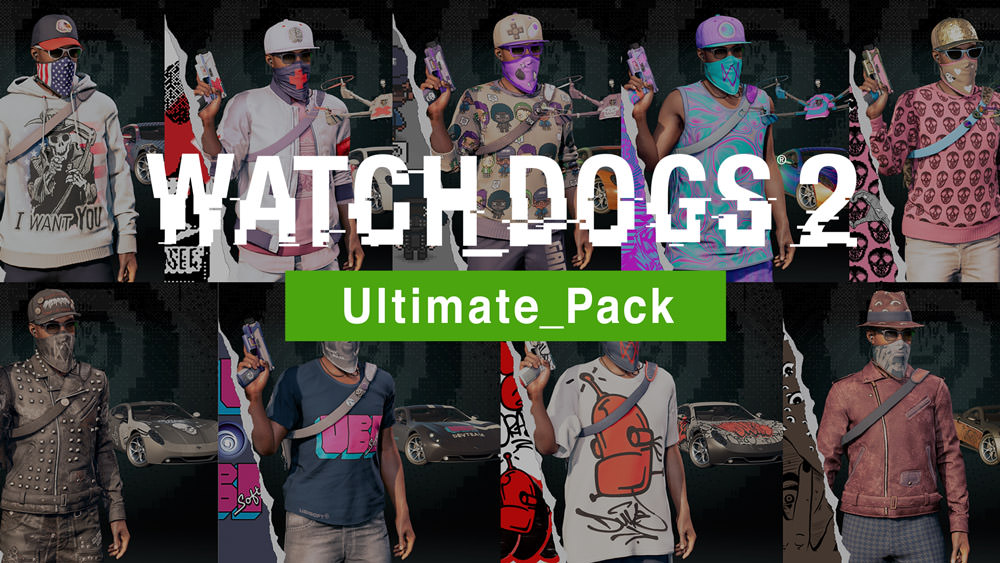 Can T Buy Ultimate Pack Watch Dogs  Pc