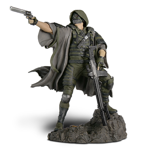 Walker Figurine from the collector edition