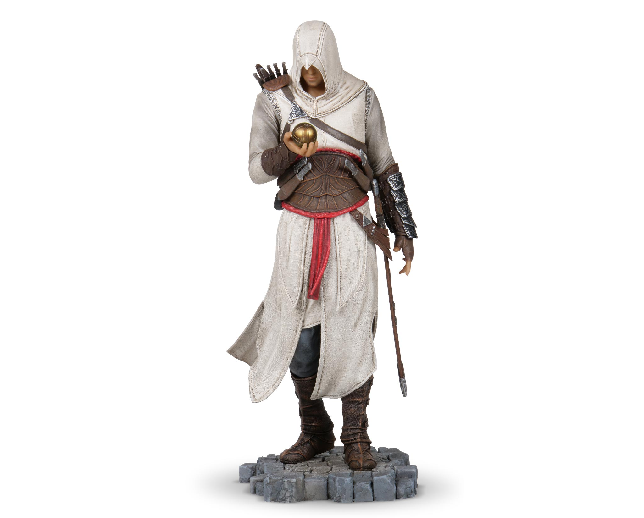 brand new 0e794 1a80f Altaïr Figurine : Apple of Eden Keeper - Assassin's Creed